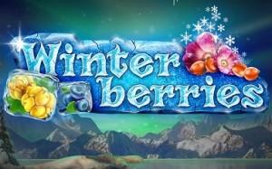 Winterberries - spilleautomat fra Yggdrasil