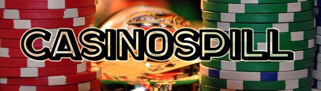 Casinospill online