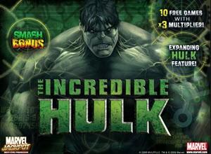 Hulk spilleautomat