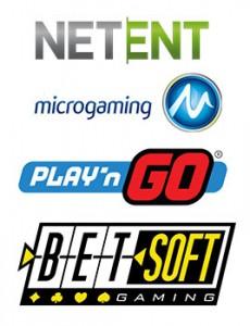 Utviklere av casinospill