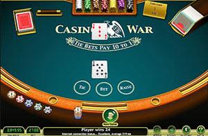 En omgang Casino War