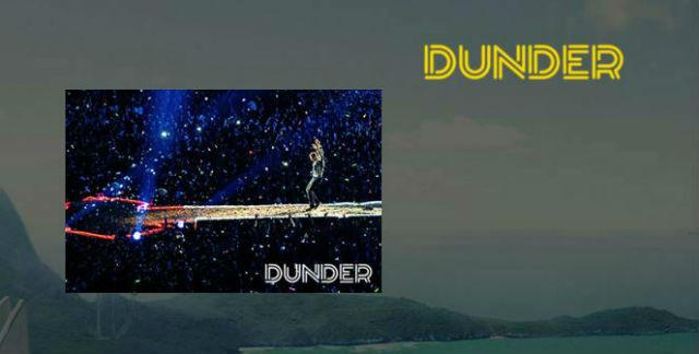 Dunder reise London front
